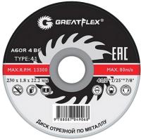 Отрезной диск Cutop Greatflex 50-41-005 -