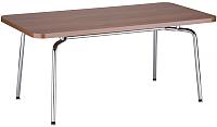 Обеденный стол Nowy Styl Hello Table Duo Chrome MA -