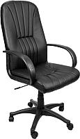 Кресло офисное Calviano Tor NF-511H (экокожа, черный) -