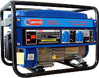 Бензиновый генератор Диолд ЭГБ-3 (30021030) -