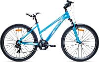 Велосипед AIST Rosy 1.0 19.5 (голубой) -