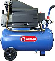 Воздушный компрессор Диолд КМП-2000-24 (30031021) -