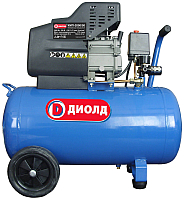 Воздушный компрессор Диолд КМП-2000-50 (30031041) -