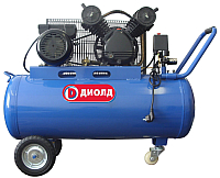 Воздушный компрессор Диолд КМР-2300-100 (30031061) -