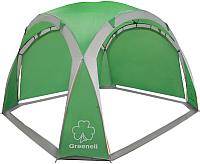 Тент-шатер GREENELL Пергола (зеленый/светло-серый) -