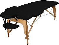 Массажный стол Atlas Sport 2723-3D PVC 10 №10 (черный) -