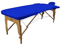 Массажный стол Atlas Sport 2723-3D XXL PVC 18 №16 (синий) -