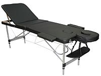 Массажный стол Atlas Sport 2723-3А PVC 9-4 №10 (черный) -