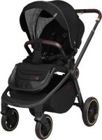 Детская прогулочная коляска Carrello Epica CRL-8509 (Space Black) -