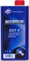Тормозная жидкость Fuchs Maintain DOT 4 LV / 601432699 (1л) -