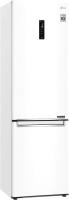 Холодильник с морозильником LG GA-B509SVUM -