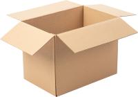 Коробка для переезда Redpack 386х256х300мм -