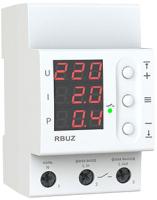 Реле напряжения RBUZ MF63 -