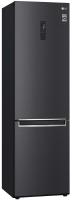 Холодильник с морозильником LG GA-B509SBUM -