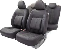 Чехол для сиденья Autoprofi Cushion Comfort CUS-1505 BK/BK -