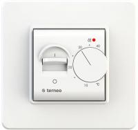Терморегулятор для теплого пола Terneo Mex (белый) -