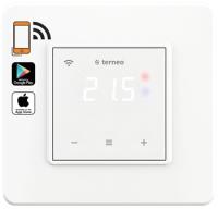 Терморегулятор для теплого пола Terneo Sx (белый) -