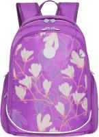 Школьный рюкзак Grizzly RG-067-2 (лавандовый) -