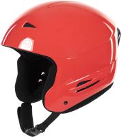 Шлем горнолыжный Glissade XM5PNQ19BS / 6A27-R2 (S, красный) -