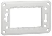 Суппорт для розетки/выключателя Schneider Electric Unica NU7103 -