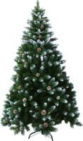 Ель искусственная Merry Bear Моника с шишками и снегом / SYSA-0220324 (3м) -