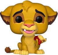 Фигурка Funko POP! Vinyl: Disney: Король лев Lion King: Simba 36395 / Fun1814 -