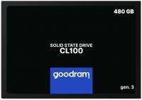 SSD диск Goodram CL100 Gen. 3 480GB (SSDPR-CL100-480-G3) -