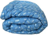 Одеяло Uminex 12с15х33 140x205 (голубые перья) -