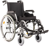 Кресло-коляска инвалидная Vitea Care Feliz из алюминиев. сплава с литыми колесами 45