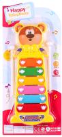 Музыкальная игрушка Darvish Ксилофон Мишка / DV-T-1201 -