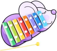 Музыкальная игрушка Darvish Ксилофон Мышка / DV-T-1712 -
