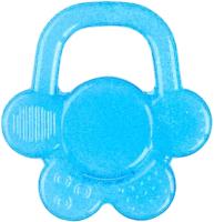 Прорезыватель для зубов BabyOno Цветочек / 1018 (голубой) -