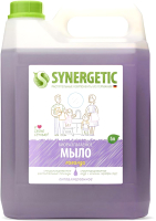 Мыло жидкое Synergetic Биоразлагаемое лаванда (5л) -
