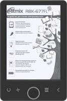 Электронная книга Ritmix RBK-677FL (черный) -