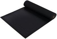 Ковровая дорожка VORTEX Рифленая 90x1000 / 22334 (черный) -