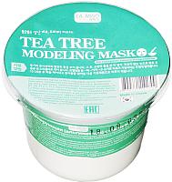 Маска для лица сухая La Miso Моделирующая альгинатная с чайным деревом (28г) -