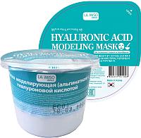 Маска для лица сухая La Miso Моделирующая альгинатная с гиалуроновой кислотой (28г) -