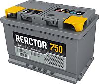 Автомобильный аккумулятор AKOM 6СТ-75 +EFB (75 А/ч) -