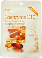 Маска для лица тканевая La Miso С экстрактом коэнзима Q10 (21г) -