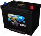Автомобильный аккумулятор AKOM 6CT-75VL Asia (75 А/ч) -