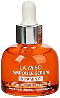 Сыворотка для лица La Miso Ампульная с витамином С (35мл) -
