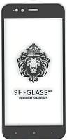 Защитное стекло для телефона Case Full Glue для Xiaomi Mi A1 Mi5X (черный) -
