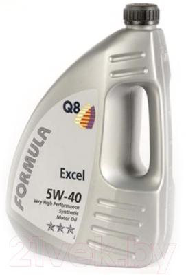 Моторное масло Q8 Excel 5W40 / 101107201654 (4л)