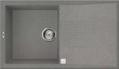 Мойка кухонная Elleci Tekno 400 Titanium M73 / LMT40073