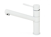 Смеситель Elleci Teseo (Bianco Titano G68) -