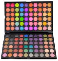 Палетка теней для век Sipl AG167D (120 цветов) -
