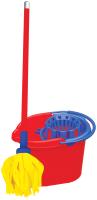 Набор хозяйственный игрушечный Terides Для уборки / Т4-145 -