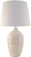 Прикроватная лампа Лючия Азулежу 438 (кремовый) -