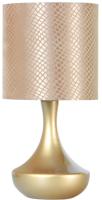Прикроватная лампа Лючия Шайн 512 (жемчужное золото) -