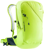 Рюкзак спортивный Deuter Freerider Lite 18 SL / 3303021 8006 (Citrus) -